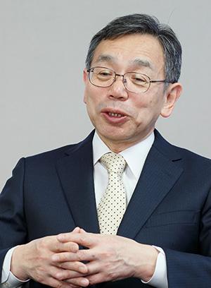 Toyoharu Nawa President, Hokkaido University